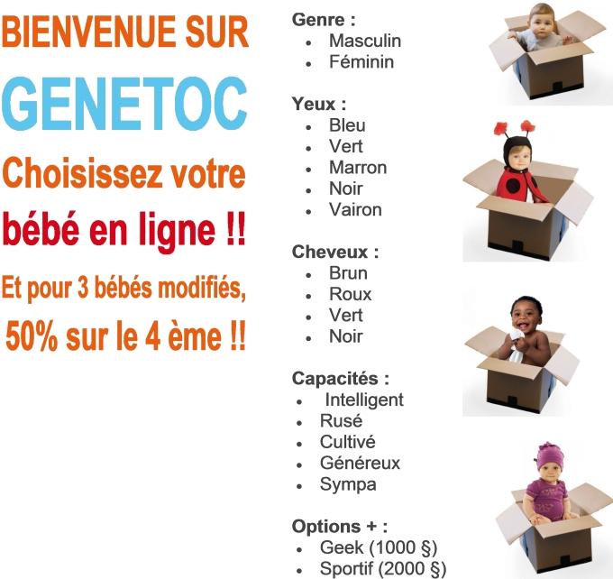 genetoc