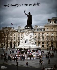 Photo Edouard Caupeil, parue dans le journal Libération du 6 janvier 2013