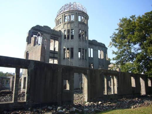 Mémorial de la paix d'Hiroshima (Dôme de Genbaku) (Japon) © UNESCO