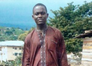 Fomusoh Ivo Feh arrêté le 13 décember 2014